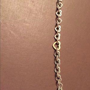 Tiffany & Co. Jewelry - Tiffany hearts bracelet